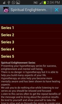 Spiritual Enlightment poster