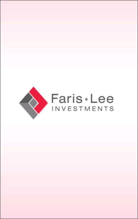 Faris Lee Daily Rates poster