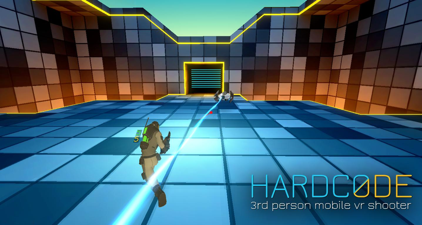 Hardcode (VR Game) for Android - APK Download