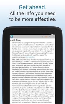 Business Dictionary by Farlex apk screenshot