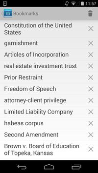 Legal Dictionary by Farlex apk screenshot