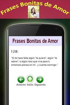 150 Frases Bonitas de Amor apk screenshot