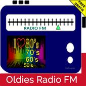 Oldies Radio FM - Sensational Musical Epoch icon