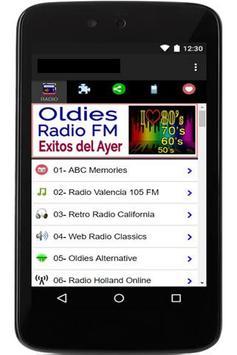 Oldies Radio FM - Sensational Musical Epoch poster
