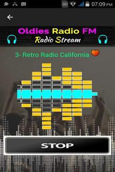 Oldies Radio FM - Sensational Musical Epoch screenshot 1