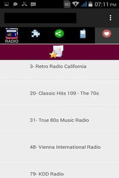 Oldies Radio FM - Sensational Musical Epoch screenshot 2