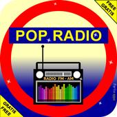 Pop Music Free - Pop Radio Stations icon