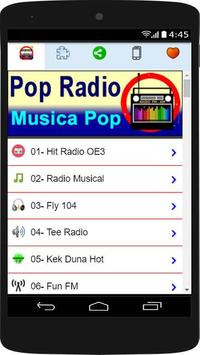 Pop Music Free - Pop Radio Stations poster