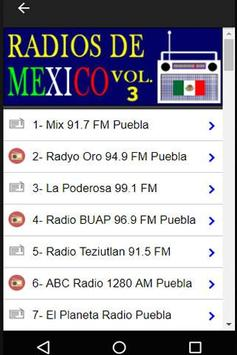 320 Radios of México By Internet - Online Stations screenshot 3