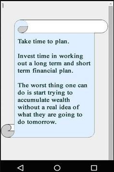 Quotes - Best Wealth Tactics screenshot 1