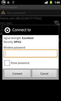 Wifi Connecter Library скриншот 1