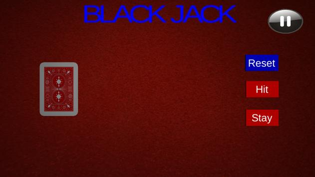 Blackjack 2016 apk screenshot