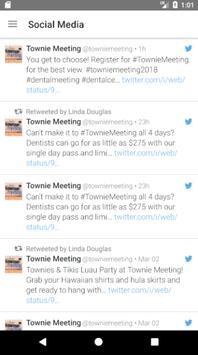 Townie Meeting apk screenshot