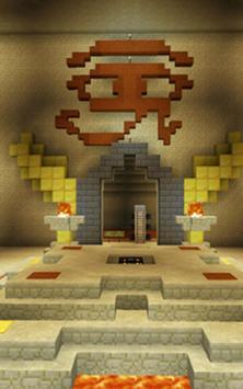 Tomb Crafter MPCE Map apk screenshot