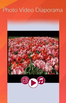 تبدیل عکس و موزیک به فیلم screenshot 3