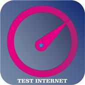 Testnet Speed icon