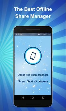 Offline File Sharing Manager poster