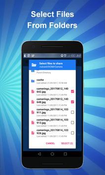 Offline File Sharing Manager screenshot 3