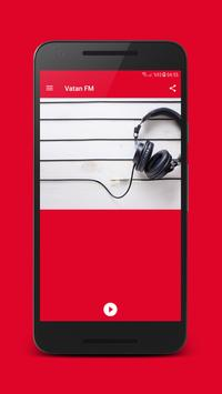 Radyo Vatan apk screenshot