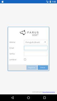 Farus Rastreamento poster