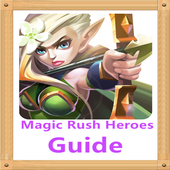 Guide for Magic Rush Heroes icon