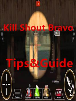 Guide for Kill Shot Bravo poster