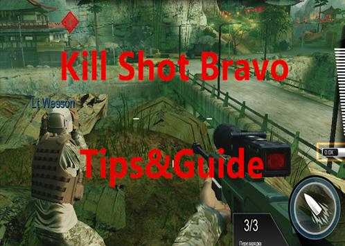 Guide for Kill Shot Bravo apk screenshot