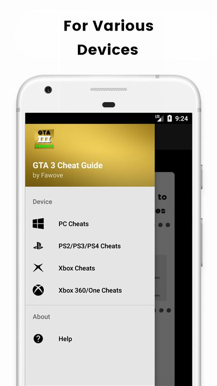 Cheat Guide GTA 3 (GTA III) for Android - APK Download
