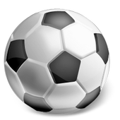 Limited management of football team icon