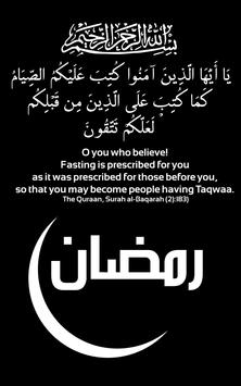 Ramadan App poster