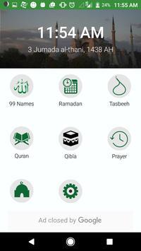 Muslim poster