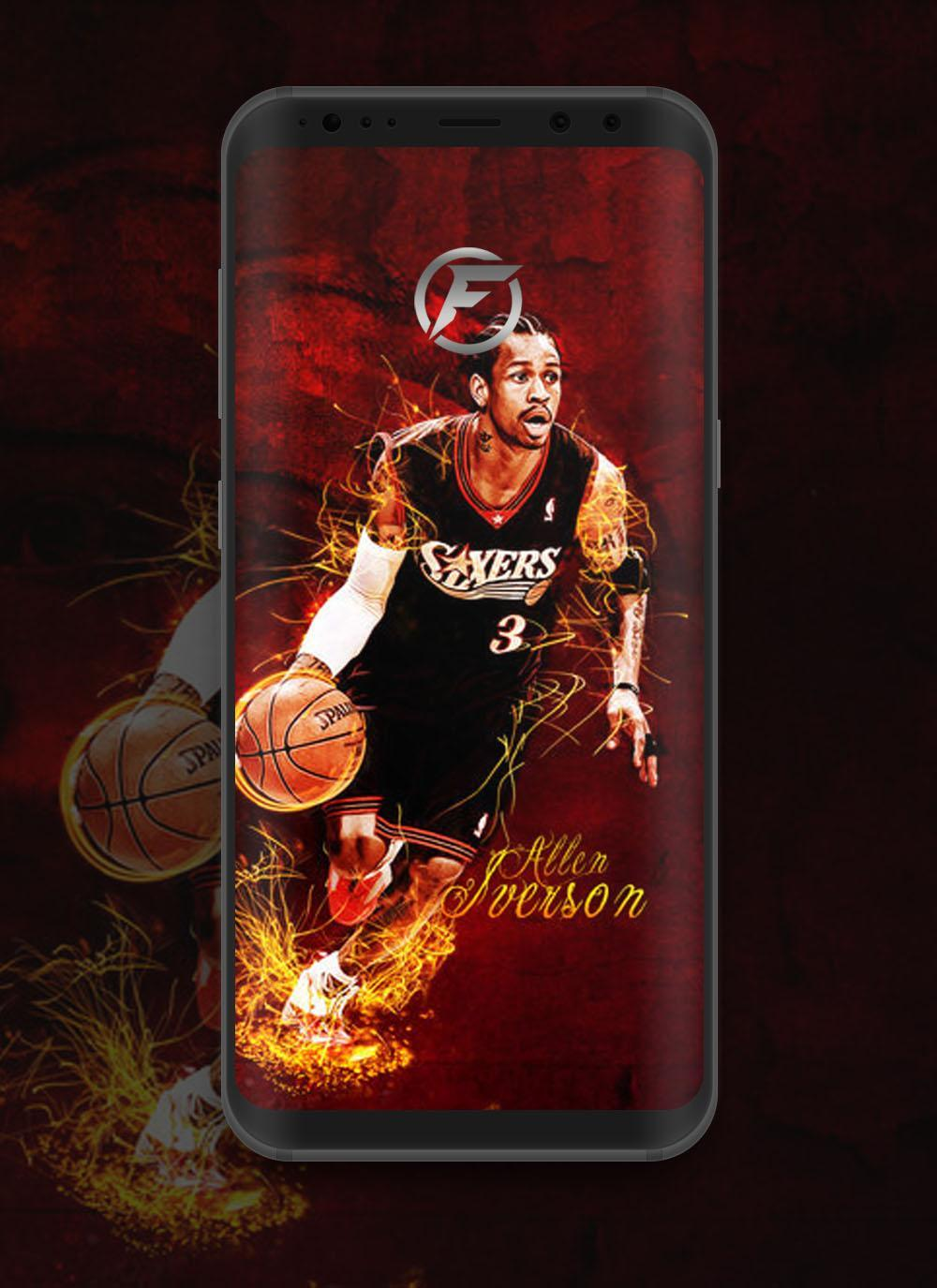 Allen Iverson Wallpapers Hd For Android Apk Download