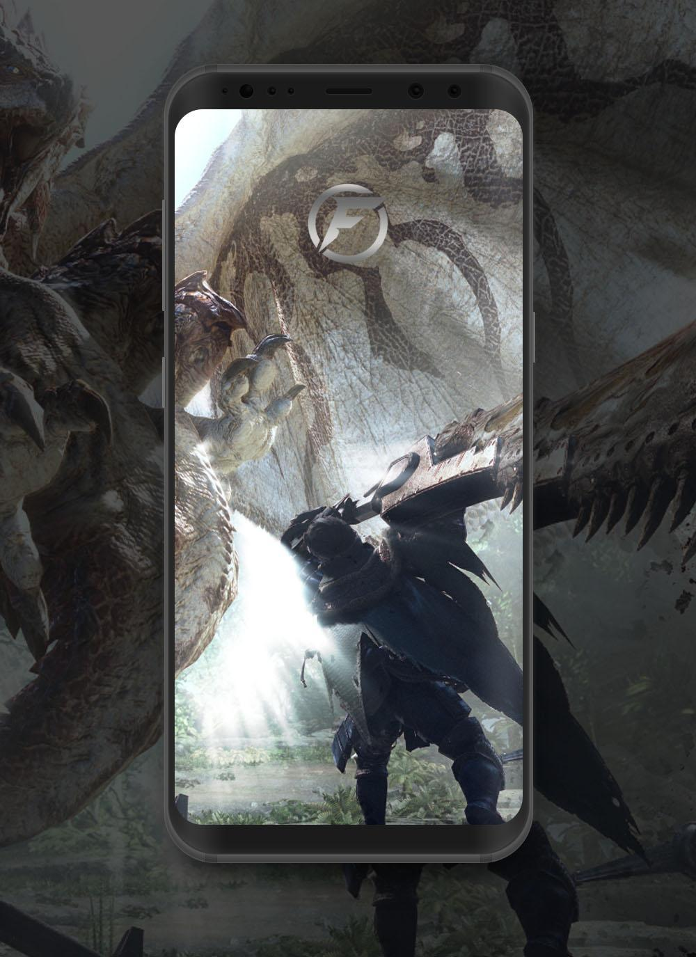 Monster Hunter World Wallpapers Hd For Android Apk Download