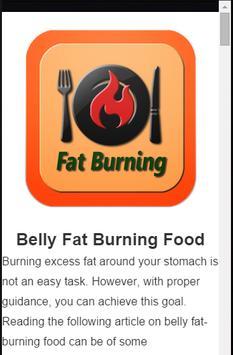 Fat Burning Food screenshot 3