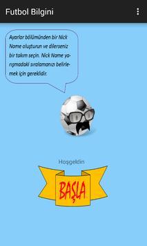 Futbol Bilgini poster