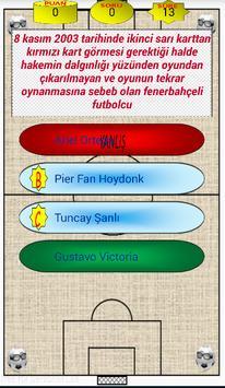 Futbol Bilgini screenshot 10