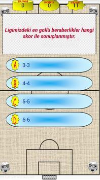 Futbol Bilgini screenshot 9