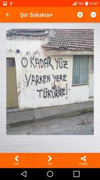 Defteri Kapat Şiir Sokakta+ apk screenshot