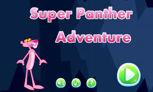 Super Panther Adventure poster