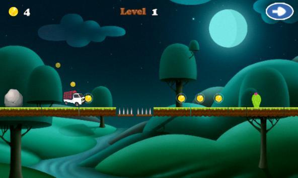 City Van Drive Adventure screenshot 2