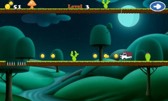 City Van Drive Adventure screenshot 4