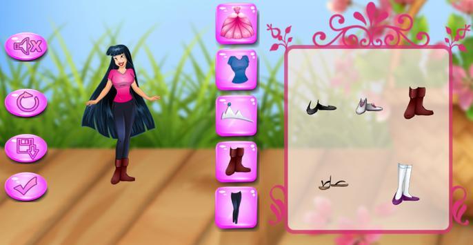 العاب تلبيس بنات screenshot 2