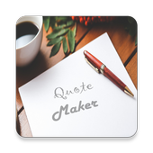 Quote Maker icon