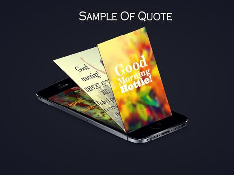 Quote Maker apk screenshot