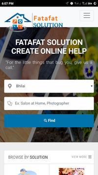 Fatafat Solution poster
