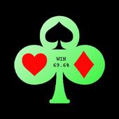 Poker 7 Calculator icon