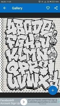 graffiti alphabet screenshot 3