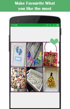 DIY Button Crafts Ideas screenshot 1