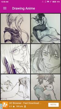 anime idea poster