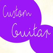 guitar custom icon